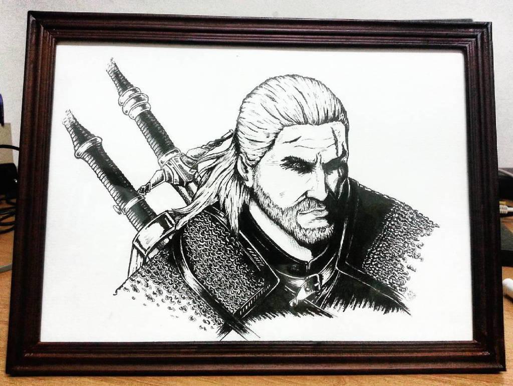 Geralt by niC00L