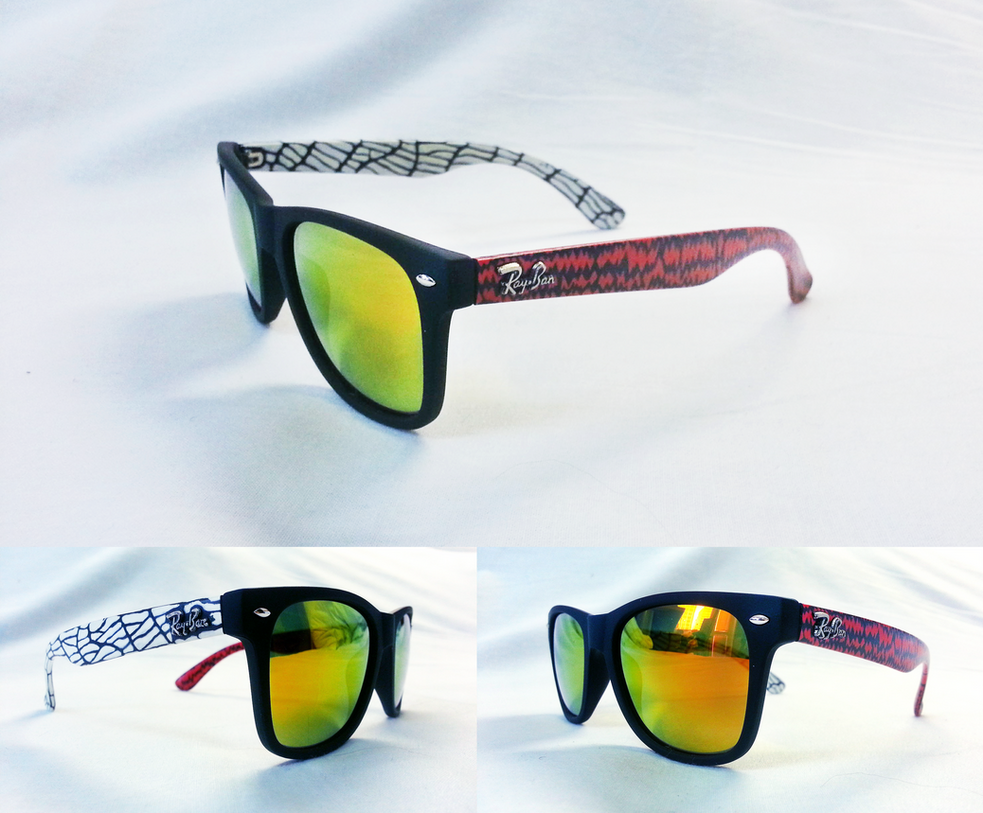 TOP custom sunglasses by niC00L