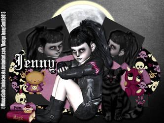 Darkmonday Copyjenny by JennysTags