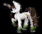 Majaroni Pony {G} by ladyCuteFace