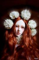 . Ophelie . by VampyrTenrai