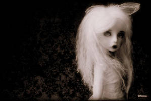 Ghost by VampyrTenrai