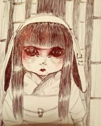 Inktober - Deep by VampyrTenrai
