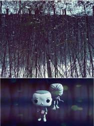 Stranger Things by VampyrTenrai