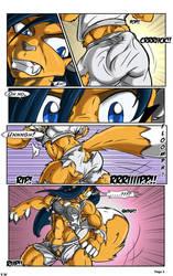 Kiyone the fox? p3 by Black-rat