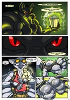 Cave Raider p5 by Black-rat