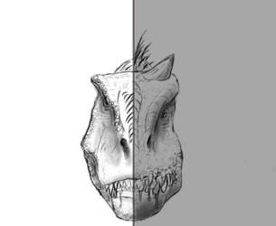 Tyrannoindo by Richardosawrus-rex
