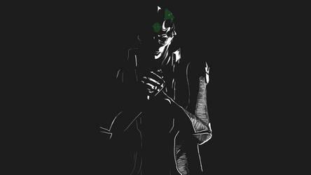 Thane Krios by raema