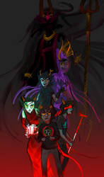 We are the last living trolls by raema