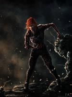 Mass Effect - Still Alive by Marawuff