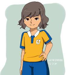 Shidou remake by Natsumi-asamiya