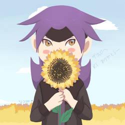 Sunflower by Natsumi-asamiya