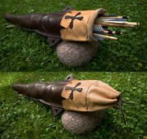 Hedeby arrow quiver by Nimpsu