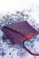 Leather Bag by Nimpsu