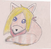 Fox chibi hikaru by Hollena
