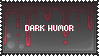 Dark humor stamp (ooh, edgy) by Pomeragean