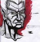 Cymrian - inks by BigRobot