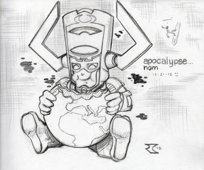 Apocalypse Nom! by BigRobot