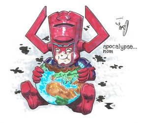 Apocalypse Nom by BigRobot