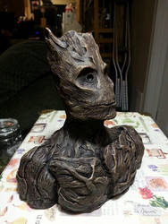 Groot - painted by BigRobot