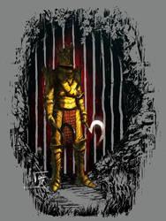 Knight Lautrec of Carim by semsei