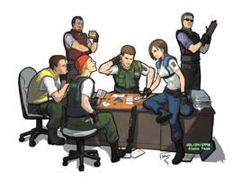 Alpha Team by semsei