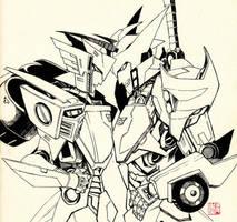 blurr and drift by gushu009