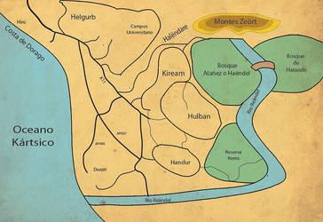 Mapa de Haendel V2 by perridan