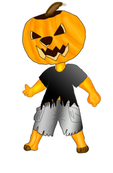 Pumpky by perridan