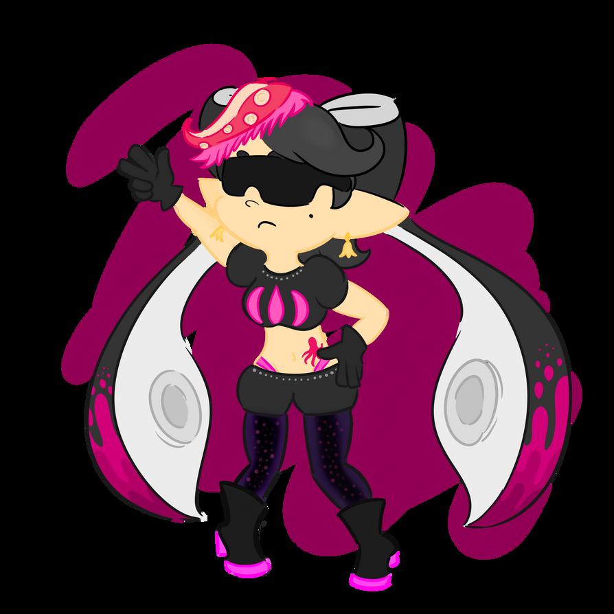 Evil Callie by AmyCakes05