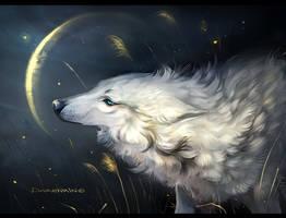 wolf soul by Darenrin