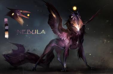 Nebula by Darenrin
