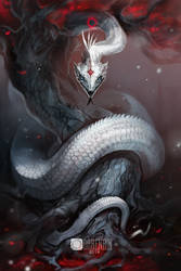 Snake tree by Darenrin