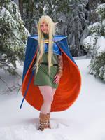 Deedlit - Full Costume by nikkiolie