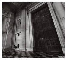 Doorminant by JonnyGoodboy
