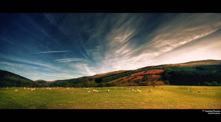 Valley of Woolly Jumpers by JonnyGoodboy