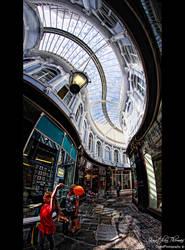 The Arcade by JonnyGoodboy
