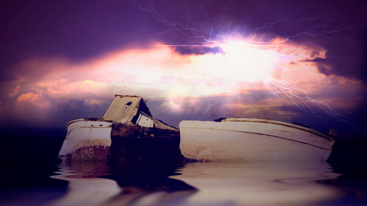 Thunderstorm by Geliana7