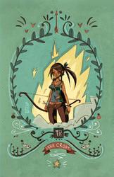Lara by lemon5ky
