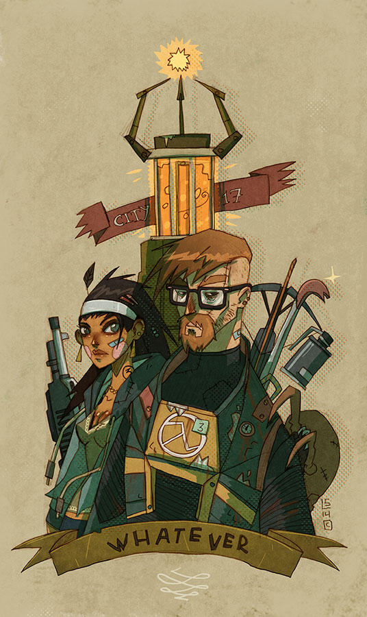 Half life 3 by lemon5ky