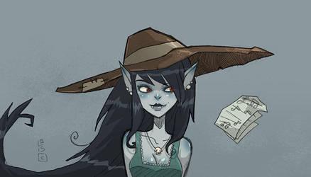 Marceline by lemon5ky