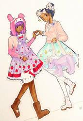 Commission for Kikki Joe by AngelDranger