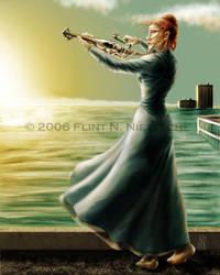Sunset Requiem by tauceti