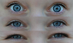 My eyes by roosahl