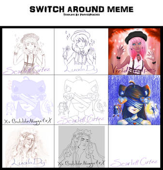 Switch Around Collab :Group 1: Updated by ViridiVulpes