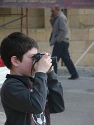Camera boy by Hashem7