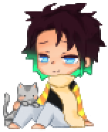 Liam Pixel by sugarbearkitty