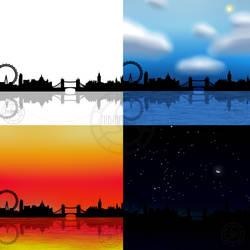 London Hours by AxelOfArt