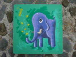 Elefante by elocha