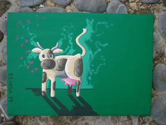 La vaca felz by elocha